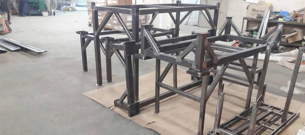 Изготовление металлоконструкций и металлоизделий на заказ