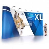 Pop-Up Cat XL Вогнутый 3x3, 4x3, 5x3