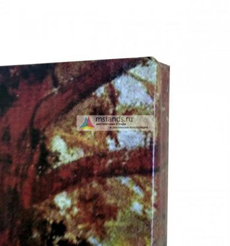 Картина баннерная ткань